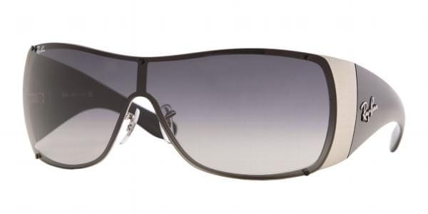 b733cb027a9ed5 Ray-Ban RB3361 042 8G Sunglasses in Black