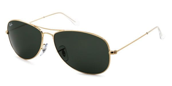 21ba43834b5 Ray-Ban RB3362 Cockpit 001 Sunglasses Gold
