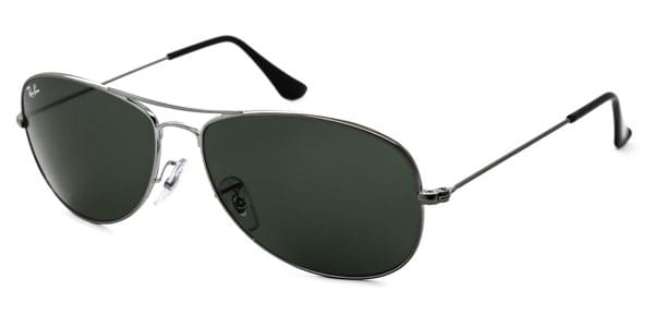 43ec1c7bf25 Ray-Ban RB3362 Cockpit 004 Sunglasses Grey