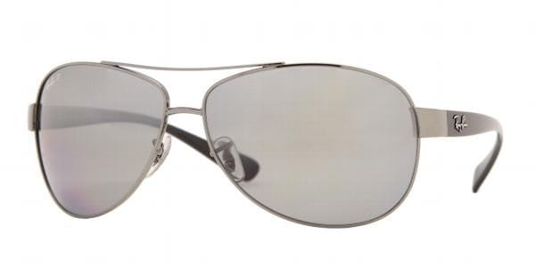 40ed483be6 Ray-Ban RB3386 Active Lifestyle Polarized 004/82 Sunglasses in Grey ...
