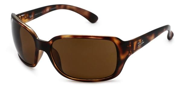 470d36e4a5 Ray-Ban RB4068 Highstreet Polarized 642 57 Sunglasses Tortoise ...