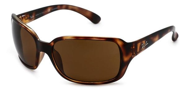 d14d1f0c02d Ray-Ban RB4068 Highstreet Polarized 642 57 Sunglasses Tortoise ...