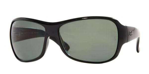 d467b26041 Ray-Ban RB4097 Polarized 601 9A Sunglasses in Black ...