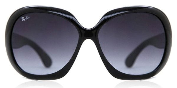2e9f7719ef2 Ray-Ban RB4098 Jackie Ohh II 601 8G Sunglasses Black ...