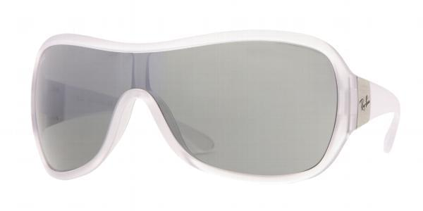 Ray-Ban RB4099 646S 88 Sunglasses in Clear  98505b032fd
