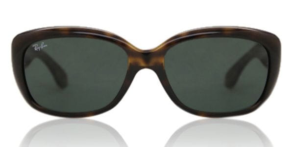 e7a89a2b24b6 Ray-Ban RB4101 Jackie Ohh 710 F Sunglasses Tortoise | VisionDirect ...
