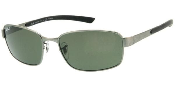 83e050932d Ray-Ban RB3413 Active Lifestyle Polarized 004 58 Sunglasses Grey ...