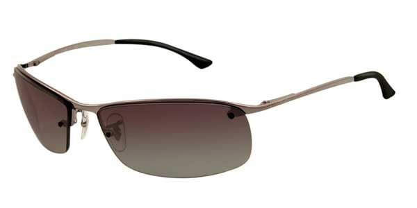 cfd25b12f1 Ray-Ban RB3183 Active Lifestyle Polarized 004/T3 Sunglasses in Grey ...
