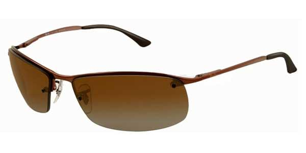 7a81173a4bf Ray-Ban RB3183 Active Lifestyle Polarized 014 T5 Sunglasses Brown ...