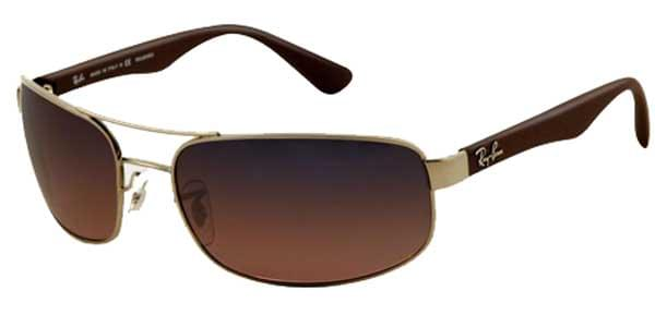 758bc6ed7c6 Ray-Ban RB3445 Active Lifestyle Polarized 029 77 Sunglasses Brown ...