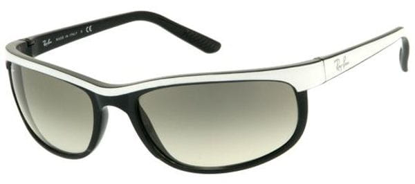 31b0b5621c Ray-Ban RB2027 Predator 2 770 32 Sunglasses in White ...