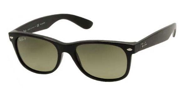 7fd56c484f Ray-Ban RB2132F New Wayfarer Asian Fit Polarized 901 76 Sunglasses ...