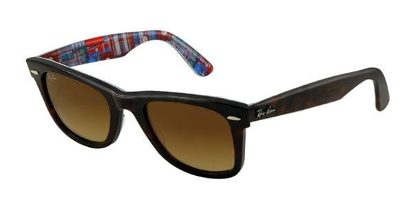 2da4a60e46 Ray-Ban RB2140 Original Wayfarer Rare Prints 1132/85 Sunglasses ...