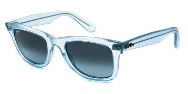 88d7045f08 Ray-Ban RB2140 Original Wayfarer Ice Pops 6055 4M Sunglasses in Blue ...