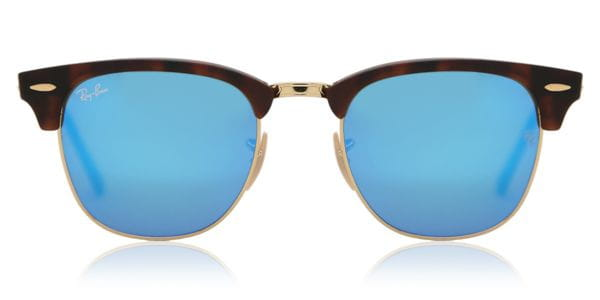 Ray-Ban   RB3016 Clubmaster Flash Lenses 114517 Sunglasses