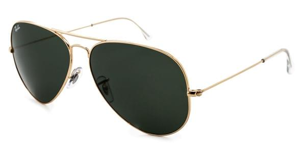 Lunettes de Soleil Ray-Ban RB3025 Aviator Large Metal 001 Or ... 27c4b92c19e5