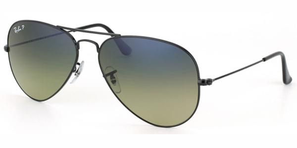 Lunettes de Soleil Ray-Ban RB3025 Aviator Large Metal Polarized 002 ... 3eb3c7ccfae2