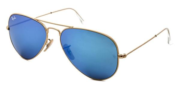 Ray-Ban RB3025 Aviator Flash Lenses サングラス 112/17