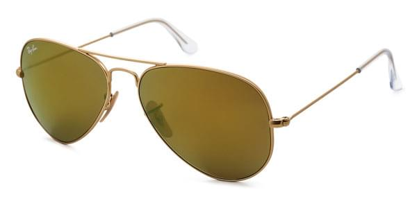 ray-ban rb3025 aviator flash lenses 112/93