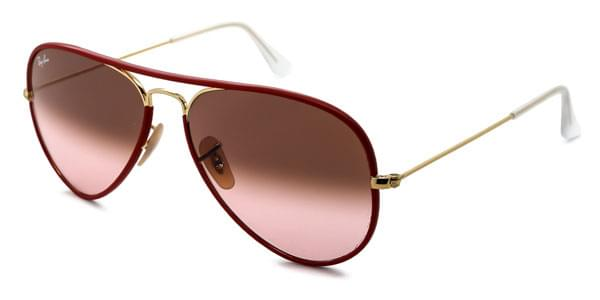 bdee784d5e4 Ray-Ban RB3025JM Aviator Full Color 001 X3 Sunglasses in Gold ...