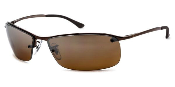 a731af26ab Ray-Ban RB3183 Active Lifestyle Polarized 014/84 Sunglasses Black ...