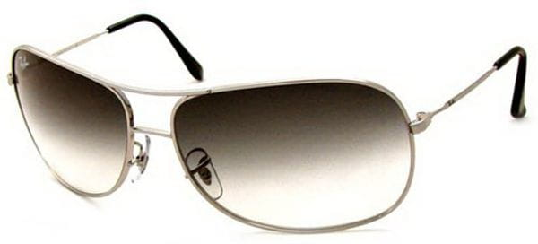 0cd3628d4c22 Ray-Ban RB3267 003/8G Sunglasses Silver | SmartBuyGlasses India