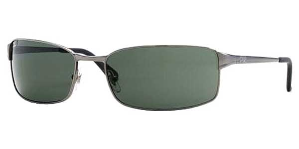 bd1dfef96e Ray-Ban RB3269 Active Lifestyle 004 A Sunglasses in Grey ...