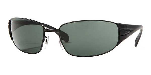 2266dcbf07 Ray-Ban RB3275 006 71 Sunglasses in Black