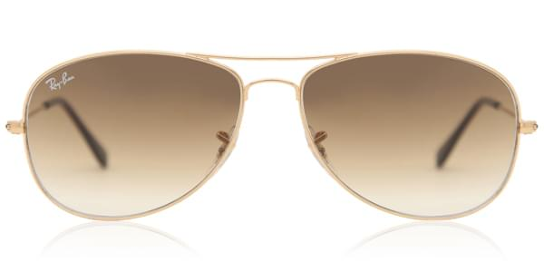 Ray-Ban RB3362 Cockpit 001 51 Sunglasses Gold  763a201387