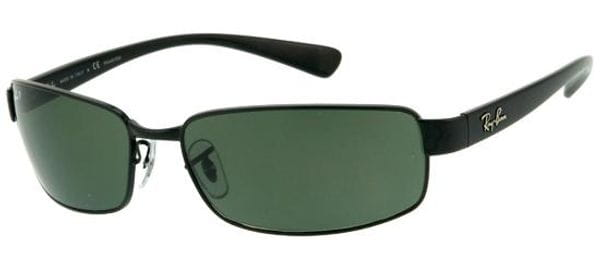 5938e01c00 Ray-Ban RB3364 Active Lifestyle Polarized 002 58 Sunglasses Black ...