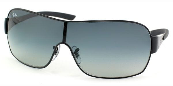 4b1f73748b Ray-Ban RB3392 002 8G Sunglasses in Black
