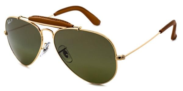 c23d57c0c06ce Ray-Ban RB3422Q Outdoorsman Craft Polarized 001 M9 Sunglasses in ...