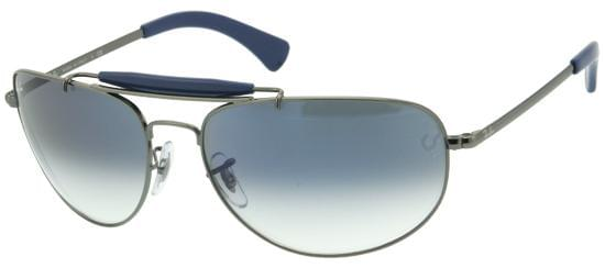 9469a58236 Ray-Ban RB3423 Highstreet 004 3F Sunglasses Grey