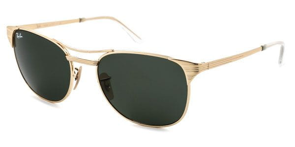 97e6661499 Ray-Ban RB3429 Signet 001 Sunglasses Gold
