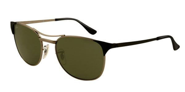 6e47bc36f8 Ray-Ban RB3429 Signet 120 Sunglasses in Grey