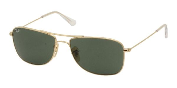 22d3a23b1e3 Ray-Ban RB3477 Highstreet 001 Sunglasses Gold