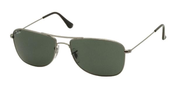 1d9f54acca8 Ray-Ban RB3477 Highstreet 004 Sunglasses Grey