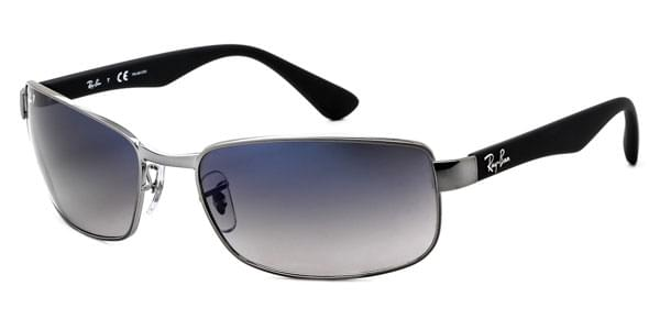 Ray-Ban RB3478 Active Lifestyle Polarized 004 78 zwart Zonnebril ... 3244429c7b