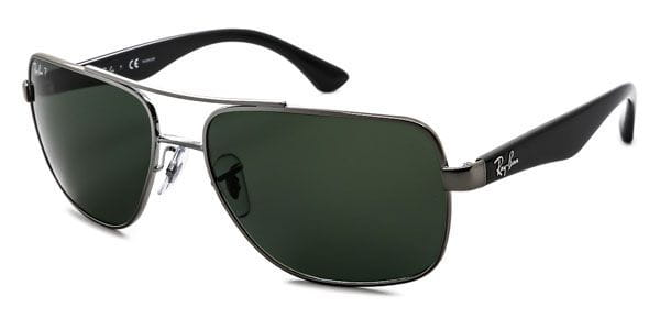Ray Ban RB3483 Highstreet Polarized 00458