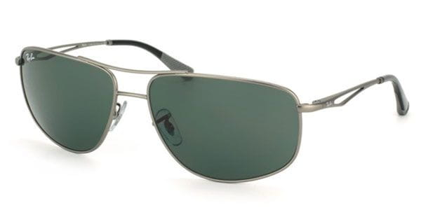82beaf2be Anteojos de Sol Ray-Ban RB3490 Active Lifestyle 029/71 Verde ...
