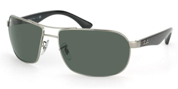 02736560ef7 Ray-Ban RB3492 Highstreet 004 Sunglasses Grey