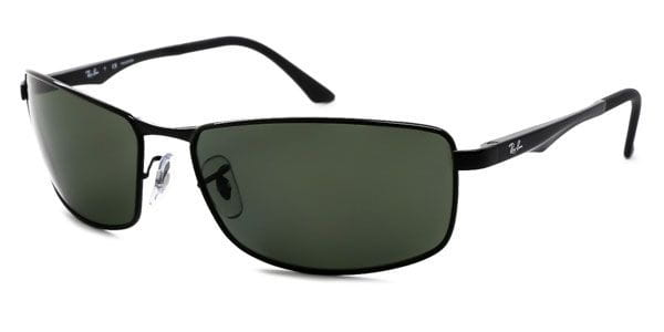 1fbe4b9f95 Ray-Ban RB3498 Active Lifestyle Polarized 002 9A Sunglasses Black ...