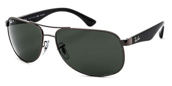 Ray-Ban RB3502 Highstreet Polarized サングラス 004/58