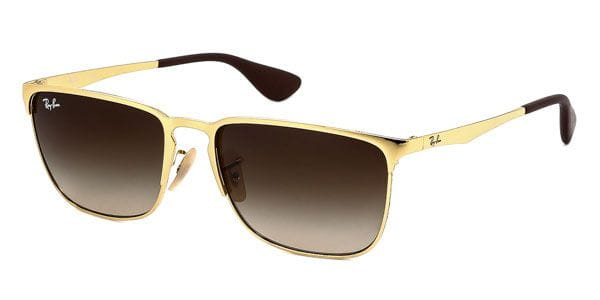 3cb5242611f Ray-Ban RB3508 Youngster 001 13 Sunglasses Gold