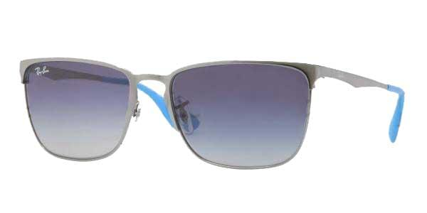 bddc25d5e1b Ray-Ban RB3508 Youngster 004 4L Sunglasses Grey