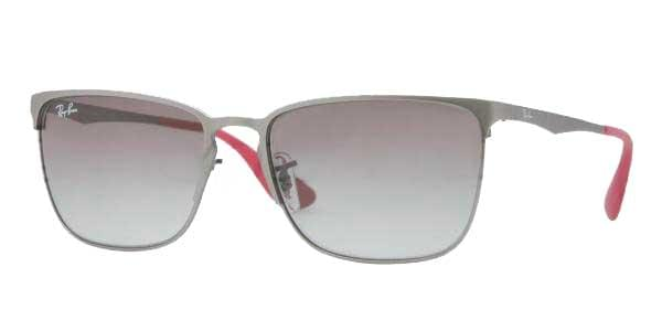 9db6759c0cd Ray-Ban RB3508 Youngster 029 11 Sunglasses in Grey
