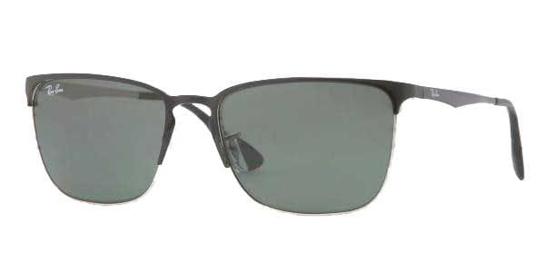 92bf3a9b067 Ray-Ban RB3508 Youngster 135 71 Sunglasses Black