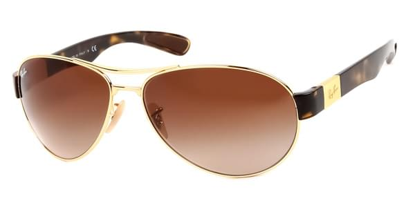 ac6a20afa27 Ray-Ban RB3509 Active Lifestyle 001 13 Sunglasses Gold ...
