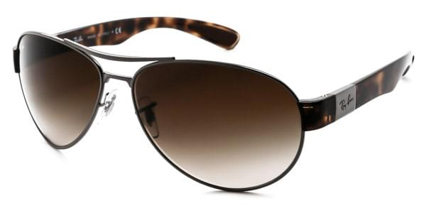 127e4053646 Ray-Ban RB3509 Active Lifestyle 004 13 Sunglasses in Grey ...