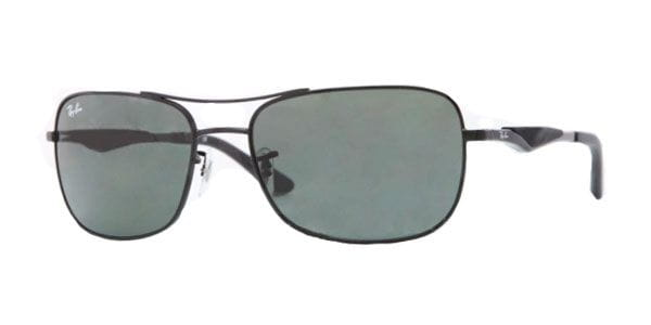 34e61b7cf2 Ray-Ban RB3515 Active Lifestyle 006 71 Sunglasses Black ...
